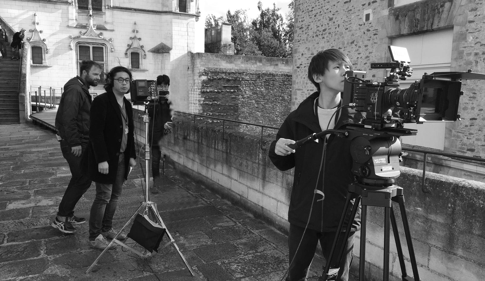 tournage films japonais ecp films nantes